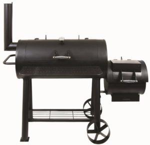 Smoker Test - El Fuego® Holzkohlegrill/Smoker Huyana