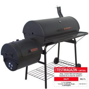 Smoker BBQ Grill XXL Grillwagen